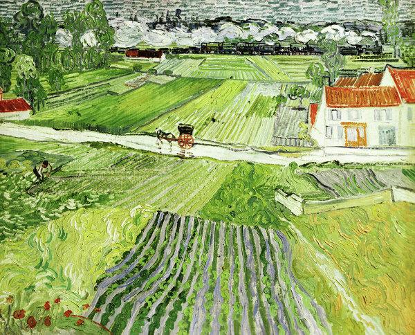 Экстремальный Ван Гог, создавший нашу эпоху