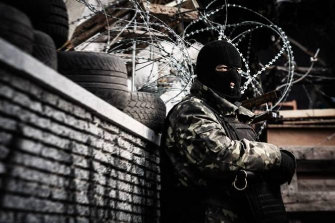 Константин Долгов. Выборы под дулом автомата #украина #русскаявесна #антимайдан