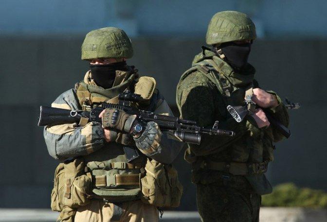 Ополченцы заняли окружной избирком в донецком городе Шахтерске #выборы #украина #днр