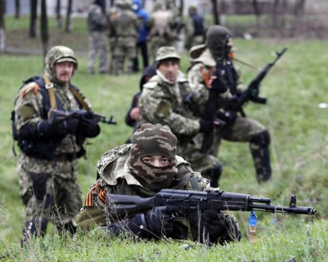 На Украине началась гражданская война. Фото. Видео #война #украина #майдан #антимайдан