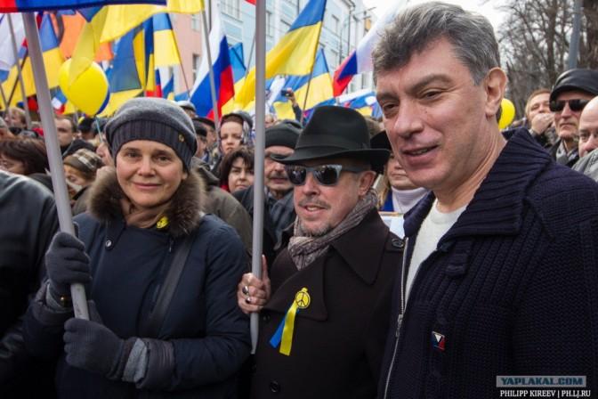 Про российскую либеральную тусовку #Украина #Евромайдан #Одесса