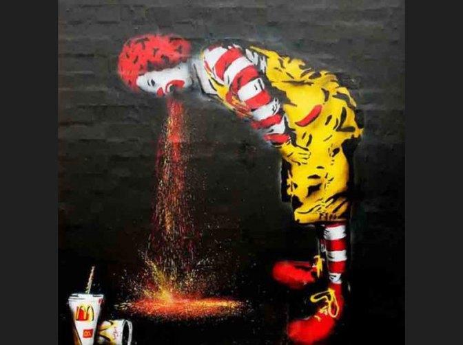McDonald's остановил работу в Крыму