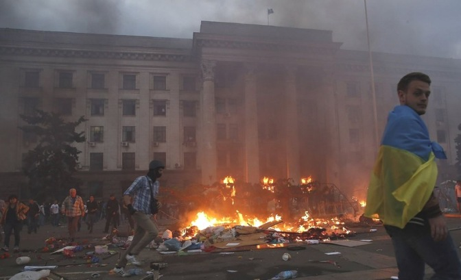 Бойня в Одессе готовилась под руководством Турчинова #одесса #украина #референдум