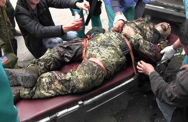 В Семеновке завязался бой: слышны взрывы, есть убитые #славянск #краматорск #украина