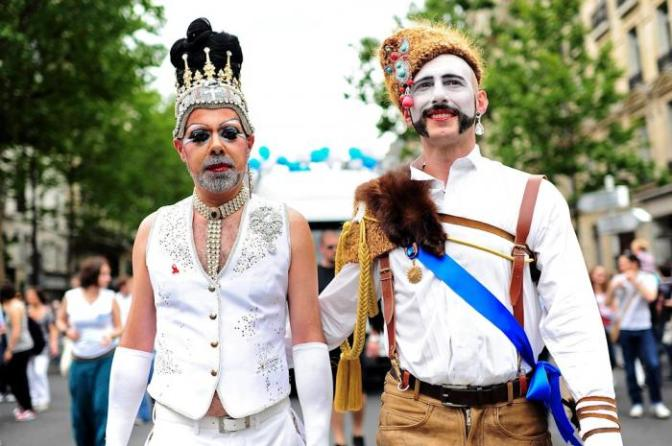 Киев станет столицей ЛГБТ-фестиваля #Украина #Евромайдан #Евроинтеграция