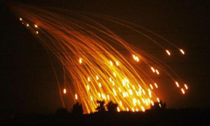 Авиация хунты ударила зажигательными по Семеновке ночью 21 июня #Украина #ДНР #Славянск
