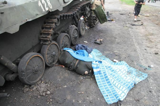 Порошенко: потери силовиков допустимы, все равно платить нечем #АТО #Новороссия #ЛНР #ДНР
