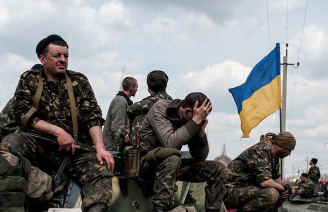 С  1 августа Порошенко не сможет оплачивать карательную операцию #Украина #АТО #Новороссия