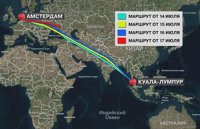 Украинский авиадиспетчер специально направил малазийский Боинг на Донбасс #Украина #Боинг #ДНР