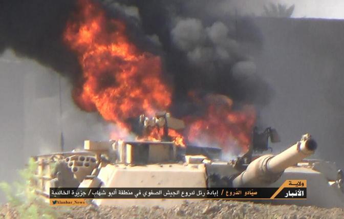 Разгром иракской 9-й бронетанковой дивизии. Фото #Ирак #США #Украина