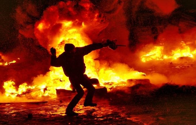 Платон Беседин: итоги евромайдана #Украина #Майдан #Евромайдан