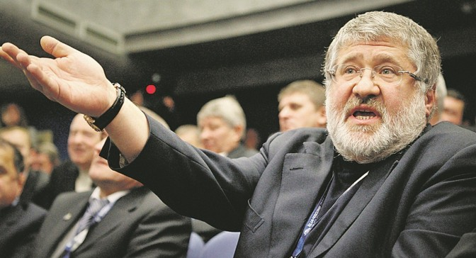 Коломойский продает Авакову бронежилеты в два раза дороже рынка #Украина #Коррупция #Сионизм