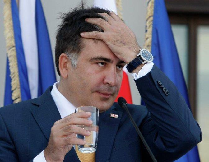 Суд Тбилиси заочно арестовал экс-президента Грузии Саакашвили #Грузия #Саакашвили #Криминал