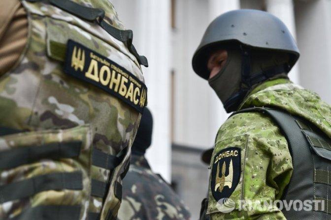 Правый сектор против МВД: задержания боевиков, угроза штурма Киева #Украина #Ярош #Аваков