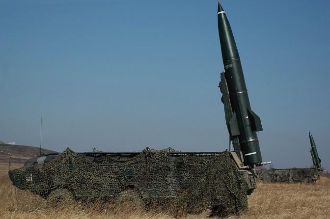 На вооружении армии ДНР появились баллистические ракеты Точка-У #Донецк #ДНР #Новороссия #Украина