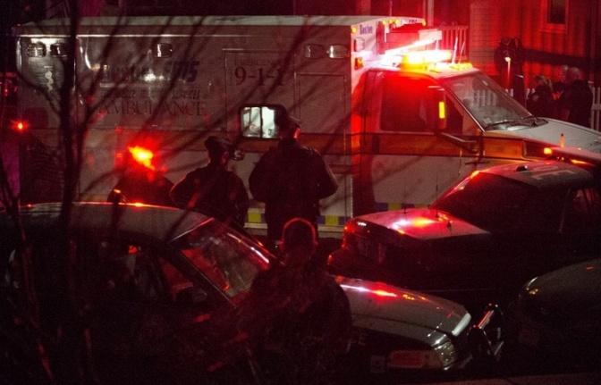 Народное восстание против режима Обамы: застрелен еще один демонстрант #США #Миссури #Фергюсон