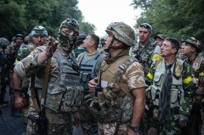Обезврежены диверсанты СБУ, готовившие нападение на гуманитарный конвой РФ #Украина #Новороссия #Конвой