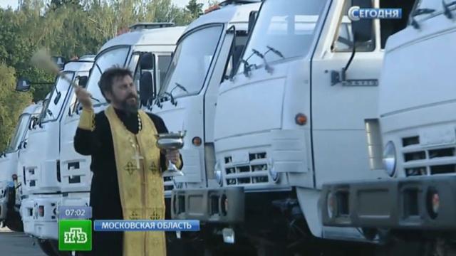 Режим Порошенко препятствует доставке гуманитарной помощи #Украина #Новороссия #Геноцид