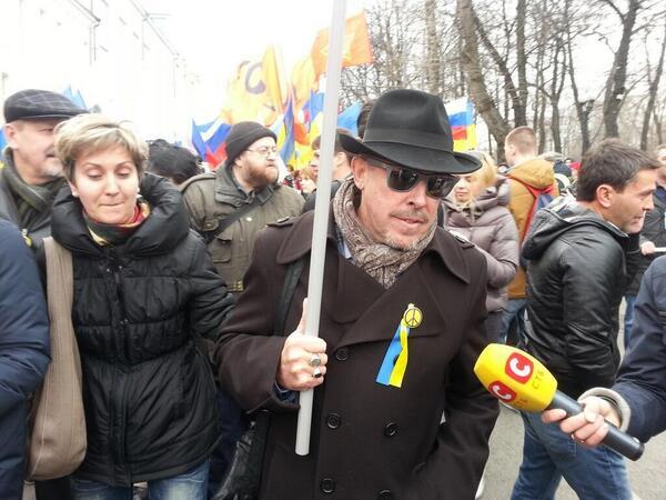 Макаревич выступит на территории Донбасса в поддержку режима Порошенко #Украина #Новороссия #5колонна