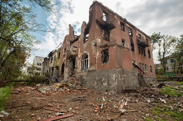 Признание гуманитарной катастрофы лишит Киев денег МВФ #Украина #Новороссия #МВФ