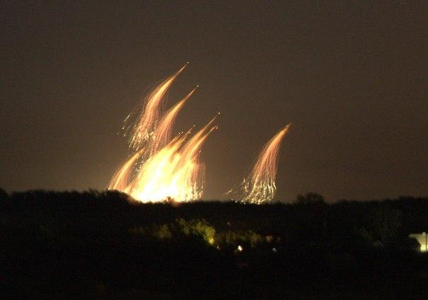 СКР получил доказательства применения фосфорных бомб против мирного населения #Украина #Новороссия #Донецк