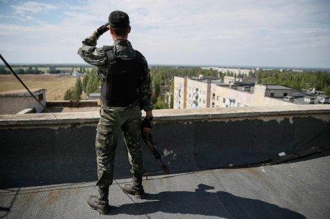 Ополчение Новороссии