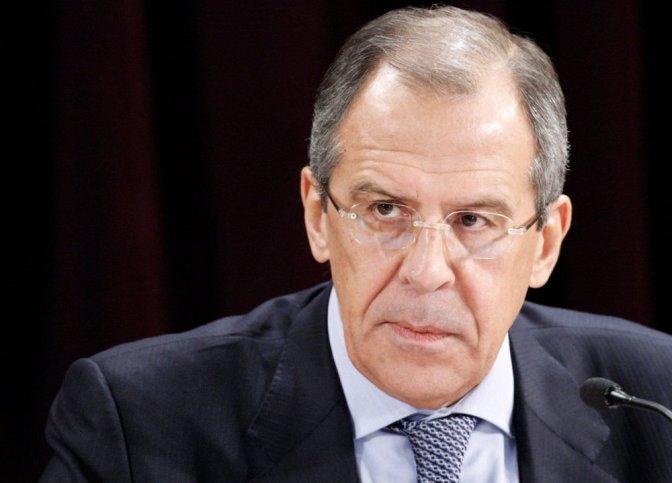 Сергей Лавров: «Партию войны» в Киеве может урезонить только Вашингтон #Новороссия #Украина #США