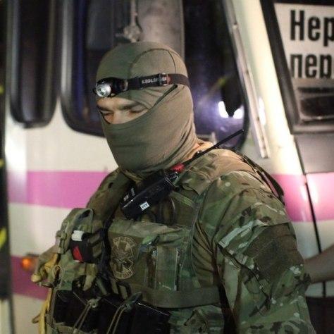 12.09.14 Ообмен пленными Киеву передали 36 силовиков. Украинская сторона, в свою очередь, вернула ополченцам 31 пленного.