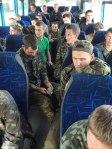 Новороссия. Обмен пленными 14.09.14