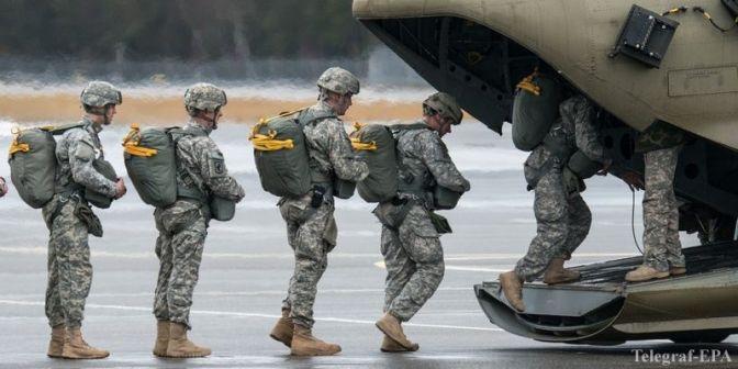 """НАТО отправит на Украину тысячу солдат на учения """"Быстрый трезубец"""" #Новороссия #Украина #НАТО"""